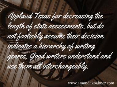 State Assessment Quote